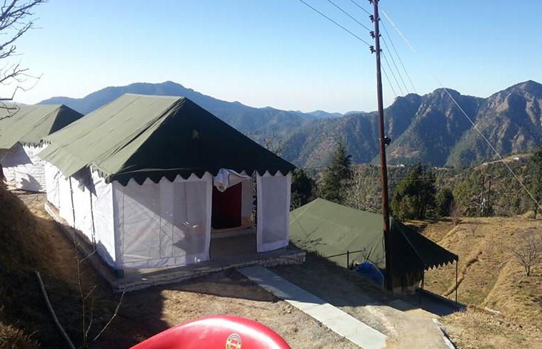 Jayshee Camp And Resorts Mussoorie